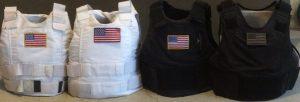 American Badge Betrayed police ballistic vests